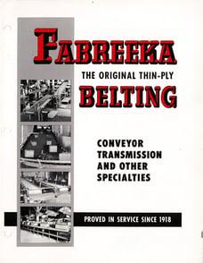 Fabreeka Belting